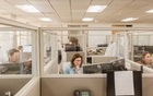 Temperature checks and desk shields: CDC suggests big changes to offices