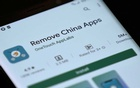 Remove China Apps is seen in the Google Play store on a mobile phone in this illustration taken June 2, 2020. REUTERS