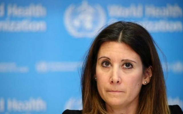 Technical Lead for the World Health Organisation (WHO) Maria Van Kerkhove attends a news conference on the situation of the coronavirus (COVID-2019), in Geneva, Switzerland, Feb 28, 2020. REUTERS/FILE