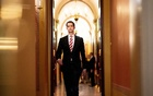 Sen Tom Cotton  on Capitol Hill in Washington, Jan 31, 2020. The New York Times
