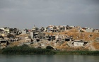 A view shows the destroyed houses in the old city of Mosul, Iraq, June 3, 2020. REUTERS
