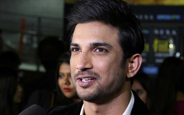 File picture of actor Sushant Singh Rajput talking to the press at the International Indian Film Academy Rocks show at MetLife Stadium in East Rutherford, New Jersey, US, Jul 14, 2017. REUTERS