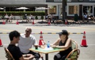 Dining in the street? As restaurants reopen, seating moves outdoors