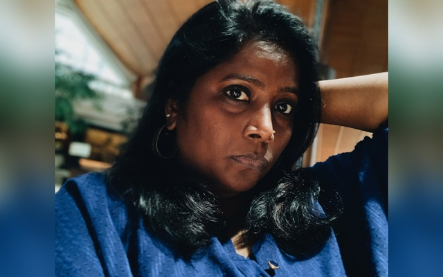 An image provided by Christy Jennifer, Christy Jennifer. Jennifer, who was teased as a child for her skin colour, praised an Indian matchmaking site's decision to remove a skin-tone filter amid objections from users as Indians grapple with the societal discrimination of skin tone. (Christy Jennifer via The New York Times)