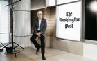 Martin Baron, executive editor of The Washington Post at the newspaper's building in Washington, May 18, 2017. The  New York Times