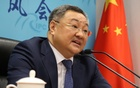 Fu Cong, head of arms control department of Chinese foreign ministry, speaks at a news conference in Beijing, China July 8, 2020. REUTES