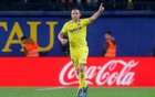 Villarreal's Santi Cazorla celebrates scoring their second goal. Football - La Liga Santander - Villarreal v Real Madrid - Estadio de la Ceramica, Villarreal, Spain - January 3, 2019. Reuters