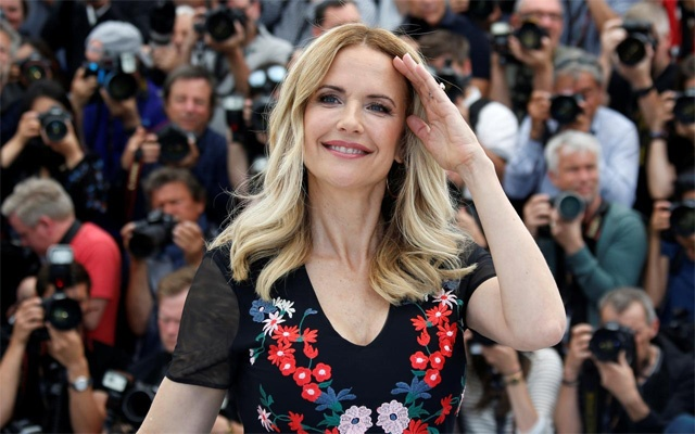 71st Cannes Film Festival - Photocall for the film Gotti - Cannes, France, May 15, 2018. Cast member Kelly Preston. REUTERS