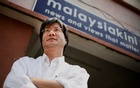 Steven Gan, co-founder and editor in chief of Malaysiakini, Malaysia's most important political news site, outside his office in Kuala Lumpur, Malaysia, Feb 12, 2010. The New York Times
