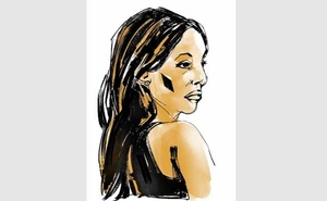 An illustration of Maria Taylor. Colin Laurel/The New York Times