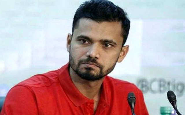 Mashrafe recovers after 24-day battle with COVID-19