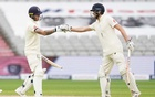 Sibley, Stokes dig deep to give England solid start