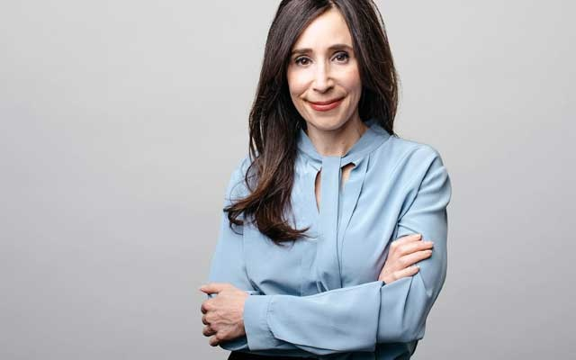 Meredith Kopit Levien, chief operating officer of The New York Times Company, in an undated photo. The company on Wednesday, July 22, 2020, named Levien as its next president and chief executive, making her the youngest person ever to lead its executive ranks. The New York Times