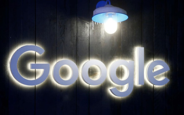 The logo of Google is seen in Davos, Switzerland January 20, 2020. REUTERS