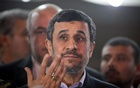 Then President Mahmoud Ahmadinejad of Iran during a news conference in Cairo, Feb 5, 2013. Tara Todras-Whitehill/The New York Times