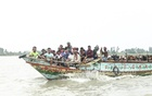 Trawlers carrying cattle from various parts of Bangladesh sail to Dhaka ahead of Eid-ul-Azha.  Photo: Asif Mahmud Ove
