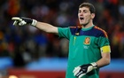 Football - Holland v Spain FIFA World Cup Final - South Africa 2010 - Soccer City Stadium, Johannesburg, South Africa - 11/7/10 Spain's Iker Casillas. Reuters/FILE