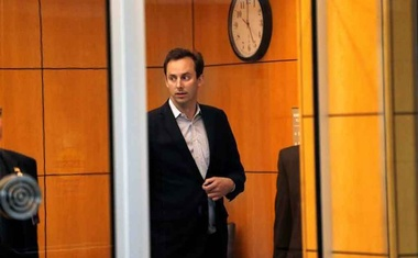 Former Google and Uber engineer Anthony Levandowski leaves the federal court after his arraignment hearing in San Jose, California, US August 27, 2019. REUTERS