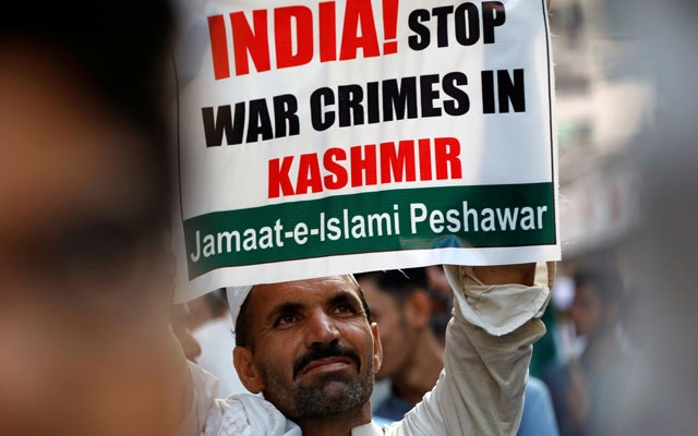 India appoints veteran politician in-charge of restive Kashmir