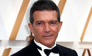Antonio Banderas in Dior poses on the red carpet during the Oscars arrivals at the 92nd Academy Awards in Hollywood, Los Angeles, California, US, February 9, 2020. Reuters