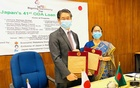 Bangladesh signs record $3.2bn loan deal with Japan