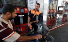 Israel halts fuel shipments to Gaza over fire balloons