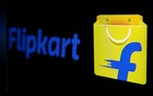 The logo of India's e-commerce firm Flipkart is seen in this illustration picture taken Jan 29, 2019. REUTERS