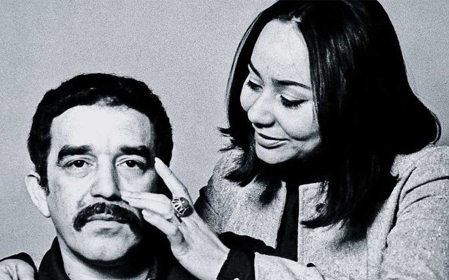 Mercedes Barcha was born in Magangué, Colombia on November 6, 1932 and married García Márquez in 1958, who won the 1982 Nobel Prize in Literature. Photo: Heraldo de México.