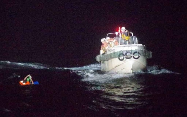 Survivor: Livestock ship with 42 crew sank off Japan coast
