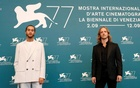 The 77th Venice Film Festival - Photo call for