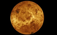 Data from NASA's Magellan spacecraft and Pioneer Venus Orbiter is used in an undated composite image of the planet Venus. NASA/JPL-Caltech/Handout via REUTERS
