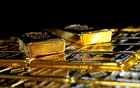 Gold bars at the Austrian Gold and Silver Separating Plant in Vienna, Austria, March 18, 2016. REUTERS
