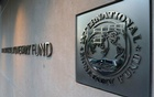 International Monetary Fund (IMF) logo is seen outside the headquarters building in Washington, US, as IMF Managing Director Christine Lagarde meets with Argentine Treasury Minister Nicolas Dujovne September 4, 2018. REUTERS