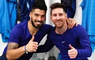 Messi lashes out at Barca over Suarez departure