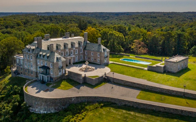 The Seven Springs estate, which President Donald Trump has classified as an investment property, not a personal residence, allowing for certain tax savings, in Bedford, NY, Sept. 21, 2020. THE NEW YORK TIMES