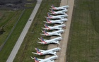 Top US airlines starting 32,000 furloughs as bailout hopes fade