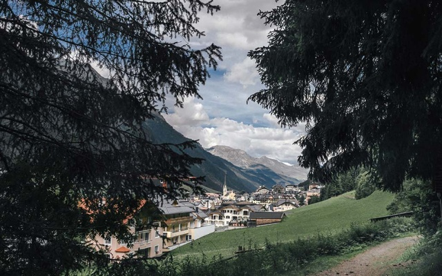 The village of Ischgl, Austria, the gateway to one of Tyrol's most popular ski resorts, on July 22, 2020. Public health records, scores of scientific studies and interviews with more than two dozen experts show the policy of unobstructed travel was never based on hard science. Andrea Mantovani/The New York Times