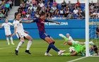 Real Madrid thrashed by Barca in first women's 'Clasico'