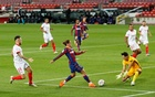 Coutinho off the mark but Barca held by Sevilla