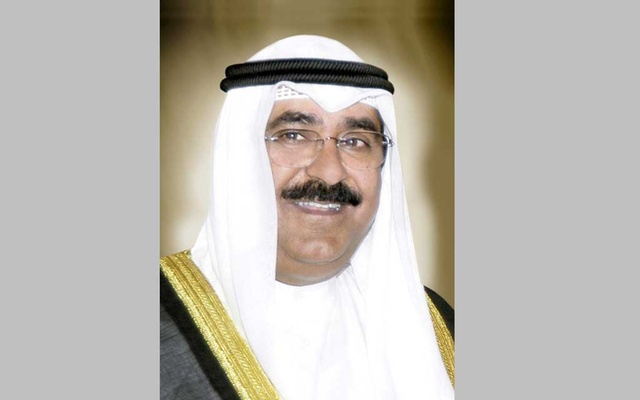 Sheikh Meshal al-Ahmad al-Jaber al-Sabah, who was named as Kuwait's crown prince, is seen in this undated handout photo. REUTERS