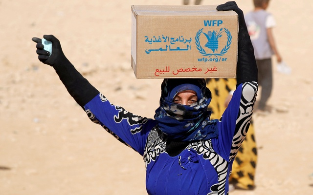 UN World Food Program wins Nobel Peace Prize