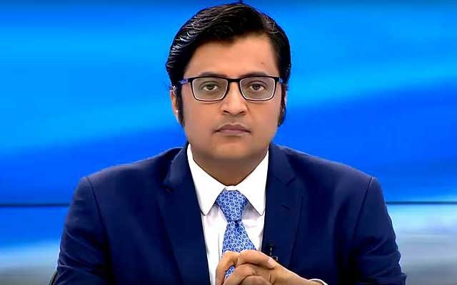 Arnab Goswami. Photo: Facebook