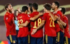 Spain edge Switzerland to stay top of Nations League group