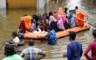Floods kill 40 in India, damage crops