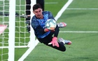 Towering Courtois proving Real Madrid's unlikely talisman
