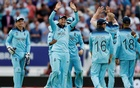 ICC Cricket World Cup - England v South Africa - Kia Oval, London, Britain - May 30, 2019 England's Joe Root celebrates winning the match Action Images via Reuters