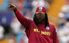 ICC Cricket World Cup - Afghanistan v West Indies - Headingley, Leeds, Britain - July 4, 2019 West Indies' Chris Gayle Action Images via Reuters/Lee Smith