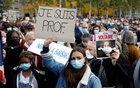 French police conduct raids in crackdown after teacher beheading