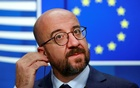 European Council President Charles Michel attends the EU summit finale news conference in Brussels, Belgium October 16, 2020. REUTERS