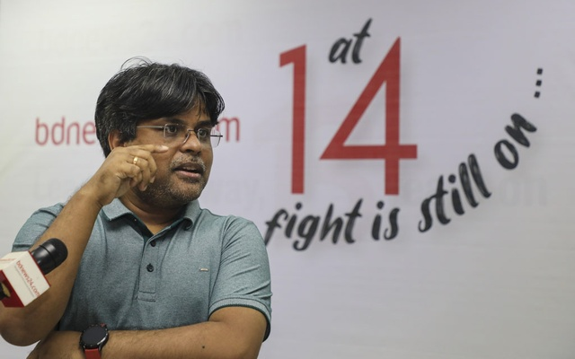 Arun Devnath reflects on the early days of bdnews24.com.